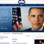 Blogging Reaches The White House Courtesy of President Obama